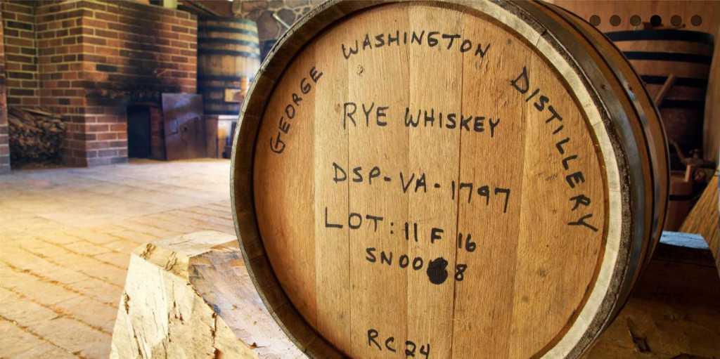 Distilled Spirits Council_Whiskey George Washington